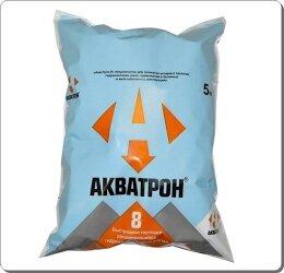 Герметик АКВАТРОН-8